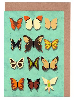 A neat collection Greeting Card Set