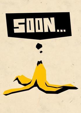 Soon... -Leinwandbild
