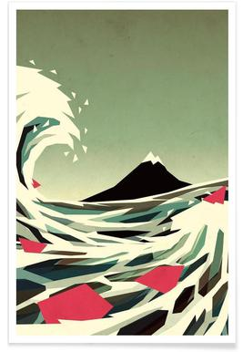 Go with the flow -Poster