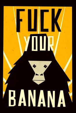 Fuck Your Banana Acrylic Print