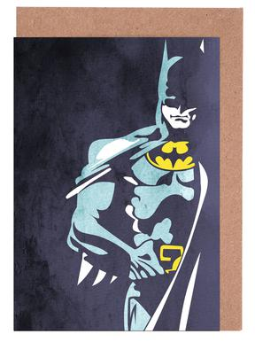 Batman 3 Greeting Card Set