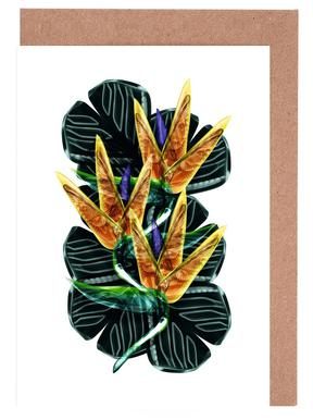 Exotic Art 2 Greeting Card Set
