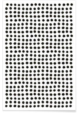 Ink Dots -Poster