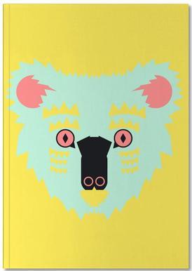 Kute Koala Notebook
