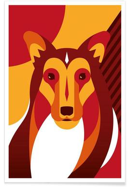 Dog #01 Poster