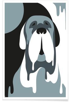 Dog #02 Poster