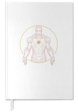Iron Man Personal Planner
