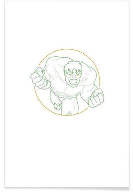 Hulk -Poster