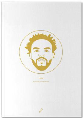 J Cole Notebook