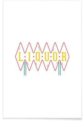 Liquor affiche