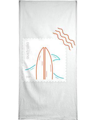 Surf -Handtuch