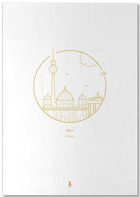 Berlin Notepad
