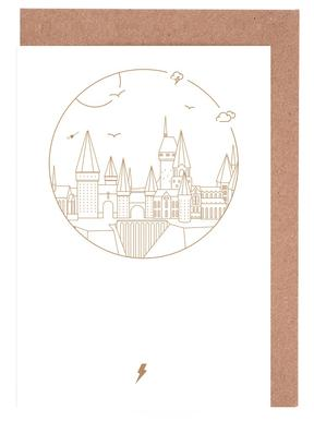 Winterfell Greeting Card Set | JUNIQE UK