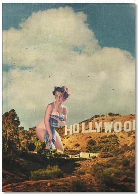 L.A. Pinup Notebook