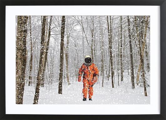 Lost in Colorado II Framed Print