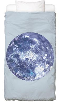Earth blue Bed Linen