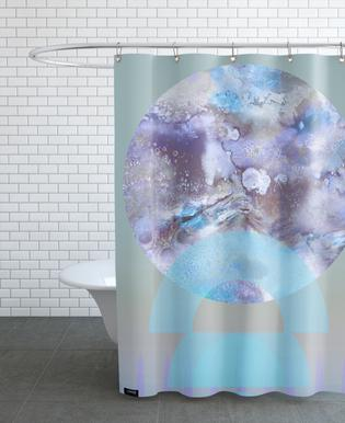 Lift Lilac Shower Curtain