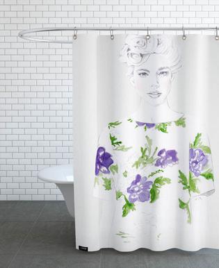 Pattern Study 2 Shower Curtain