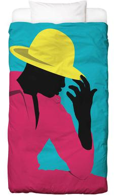 Menswear 3 - Hat Dekbedovertrekset