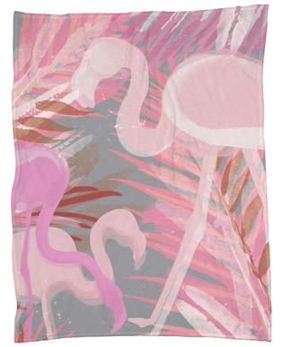Flamingo plaid
