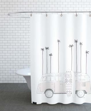 Van -Duschvorhang