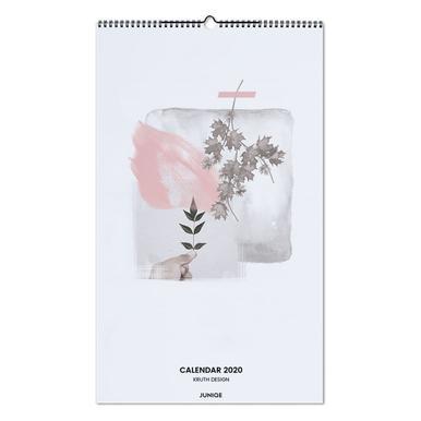 Wall Calendar 2020 - KRUTH DESIGN -Wandkalender