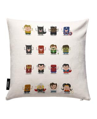 Superheroes Cushion Cover