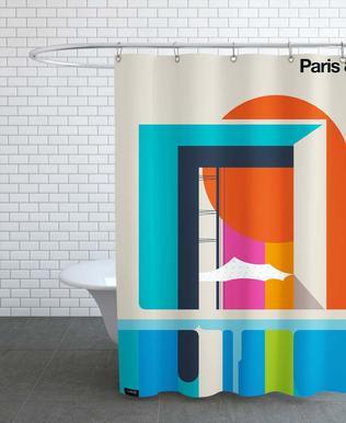 Paris 89 -Duschvorhang
