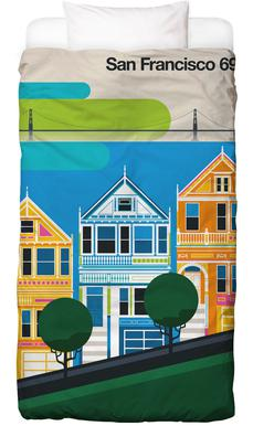 San Francisco 69 Bed Linen