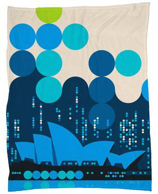 Sydney 73 Blue