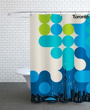 Toronto 76 -Duschvorhang