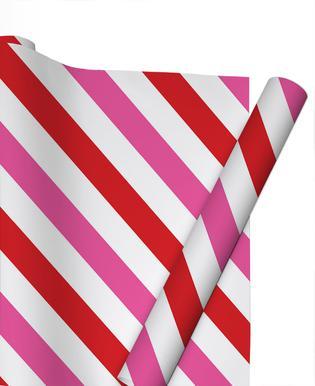 Candy Stripes cadeaupapier