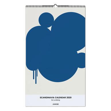 Scandinavia Calendar 2020 - Bo Lundberg Wall Calendar