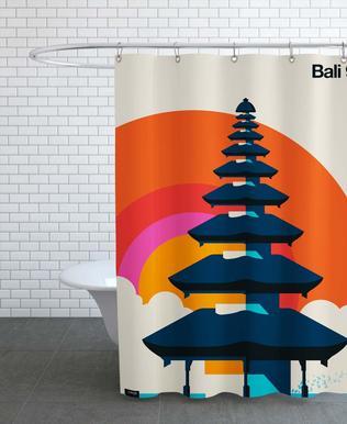 Bali 92 Shower Curtain