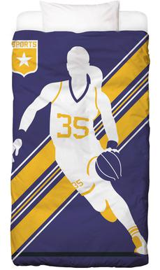 Basketball 3 Kids' Bedding