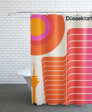 Düsseldorf 79 rideau de douche