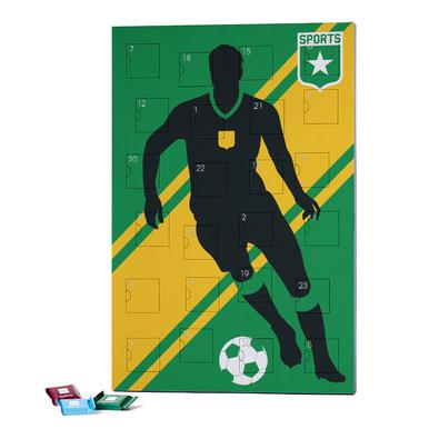 Football 2019 Chocolate Advent Calendar - Ritter Sport