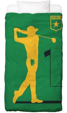 Golf Dekbedovertrekset