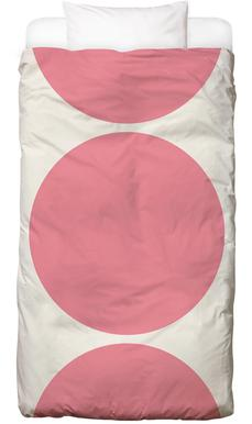 Pink Moon Bed Linen