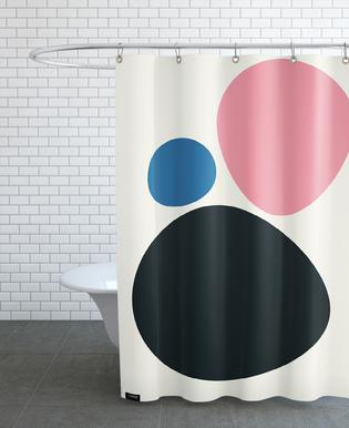 Cool Stones Shower Curtain