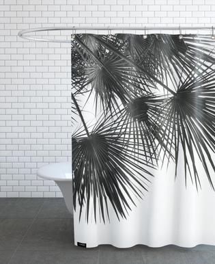 Endless Summer - Wind Shower Curtain