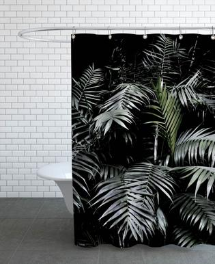 Tropical Garden 3/5 douchegordijn