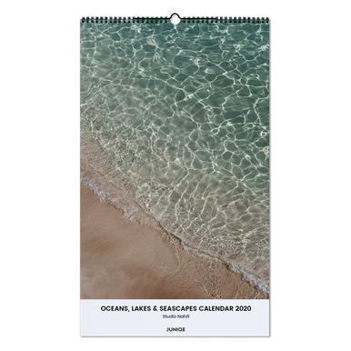 Oceans, Lakes & Seascapes Calendar 2020 - Studio Nahili -Wandkalender