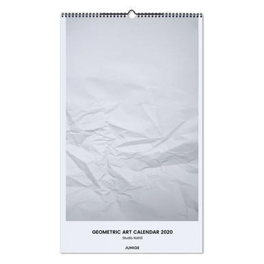 Geometric Art Calendar 2020 - Studio Nahili -Wandkalender