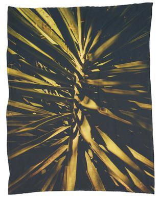 The Palm II -Fleecedecke