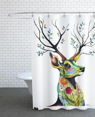 Deer Nature rideau de douche