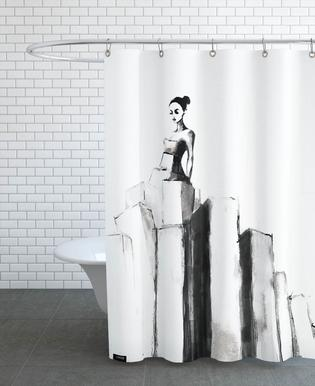 Dress Shower Curtain