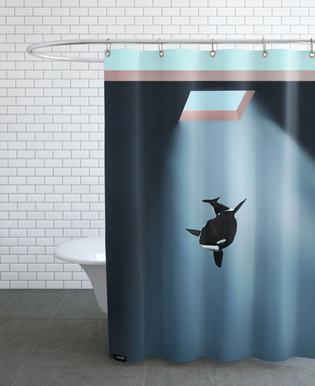 Chosen rideau de douche