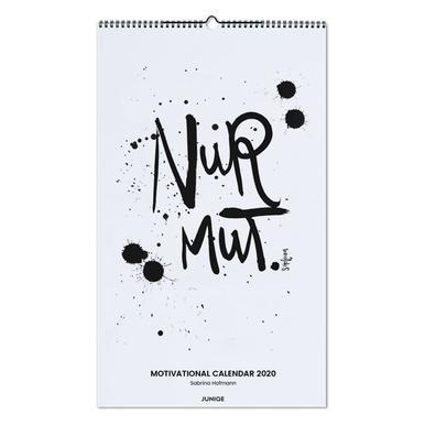 Motivational Calendar 2020 - Sabrina Hofmann -Wandkalender