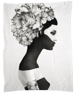 Marianna Fleece Blanket